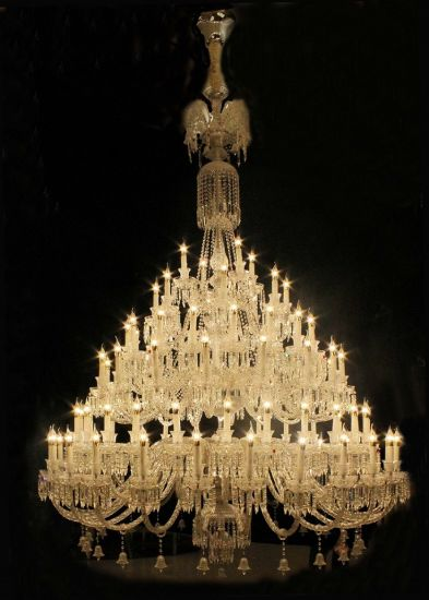 China europe royal style classical full copper baccarat crystal europe royal style classical full copper baccarat crystal chandelier light aloadofball Choice Image