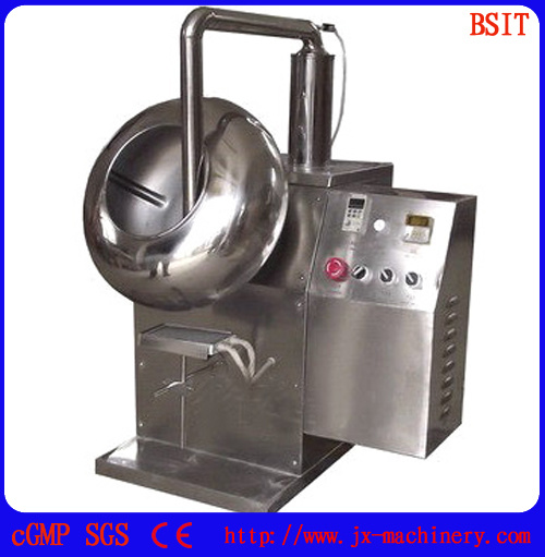 Stainless Steel Material Small Laboratory Pharmaceutical Tablet Sugar Coating Machine by-400 pictures & photos