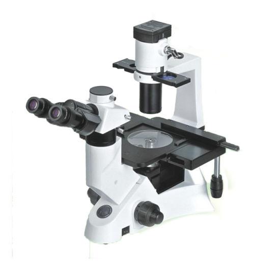 Nib-100 Laboratory Inverted Biological Microscope