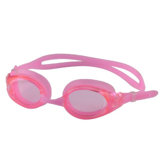 c83b64e313 China Easy Adjust Swimming Goggles with Silicone (CF-6704) - China ...
