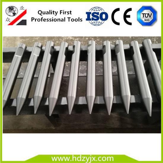 China Hydraulic Breaker Chisel Tool Atlas Copco Rock Hammer