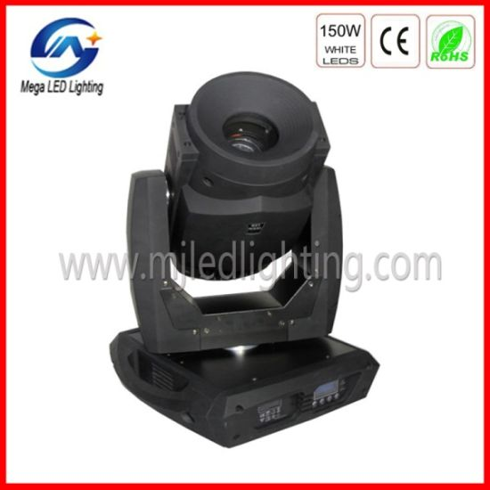 Professional Lighting150W DMX512 LED Spot Beam Moving Head