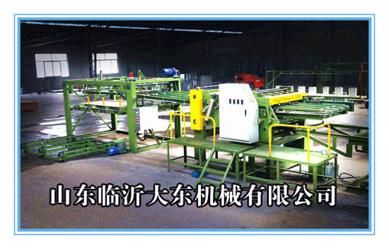 Plywood Core Veneer Composer Jointing Woodworking Machine Machinery