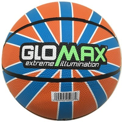 Glomax Colorful High Quality Rubber Basketball pictures & photos