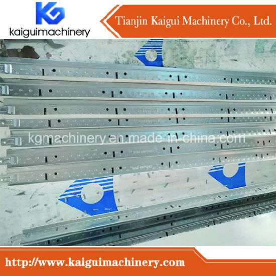 Real Factory of Ceiling T Grid Machine pictures & photos