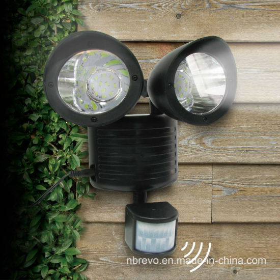 22LED Solar Motion Sensor Security Light (RS2009W) pictures & photos