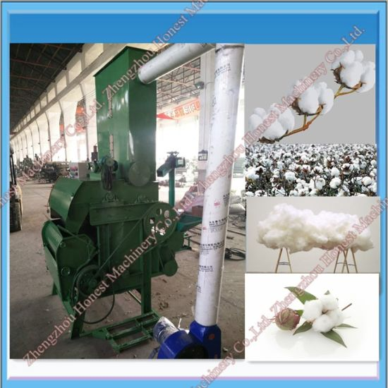 Double New Type Cotton Ginning Machinery pictures & photos