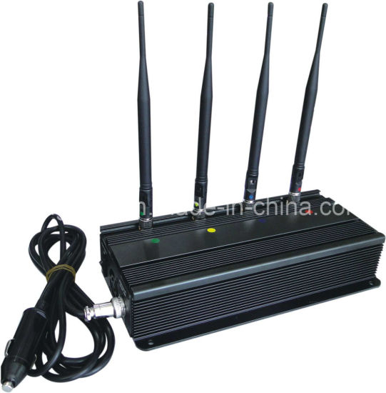 Diminutive Vehicle Cell Phone Jammer (TG-101A)
