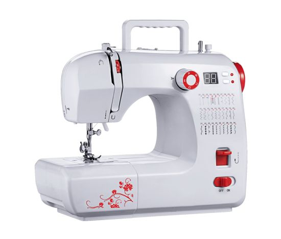China Electric Mini Domestic Lockstitch Industrial Sewing Machine Classy Domestic Industrial Sewing Machine