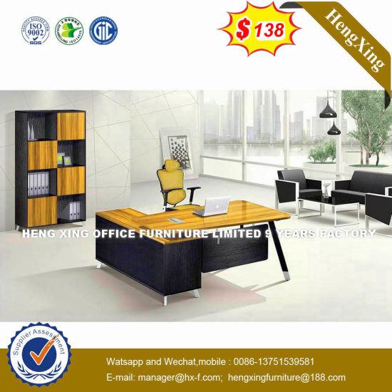 Modern Furniture Wooden Executive Computer Desk Office Table Hx D9036