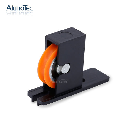 china black plastic rollers wheels pulleys china plastic window