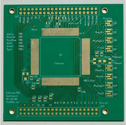 High Quality Rigid PCB Board with Heavy Copper