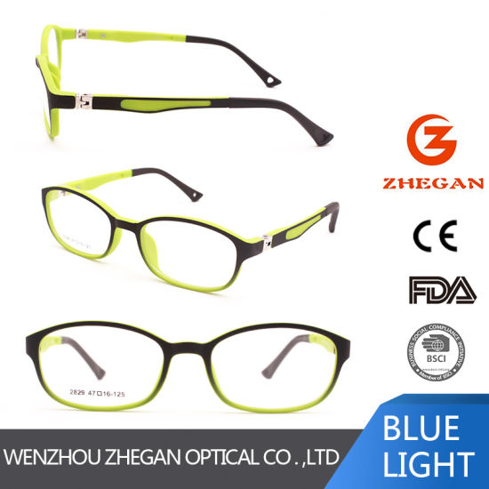 a29932e4f4f China 2018 Ready Goods Factory Custom Tr90 Safety Children Glasses ...