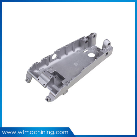 Customized Precision Aluminium Die Casting Motorcycle Engine Parts