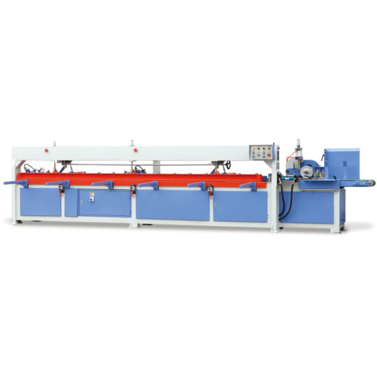 6000*500mm Working Table Size Assembler Wood Finger Joint Machine