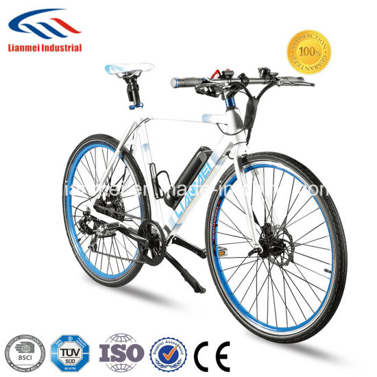 Big Wheeel Electric Bike with Power Bicycle Lmtdf-39L pictures & photos