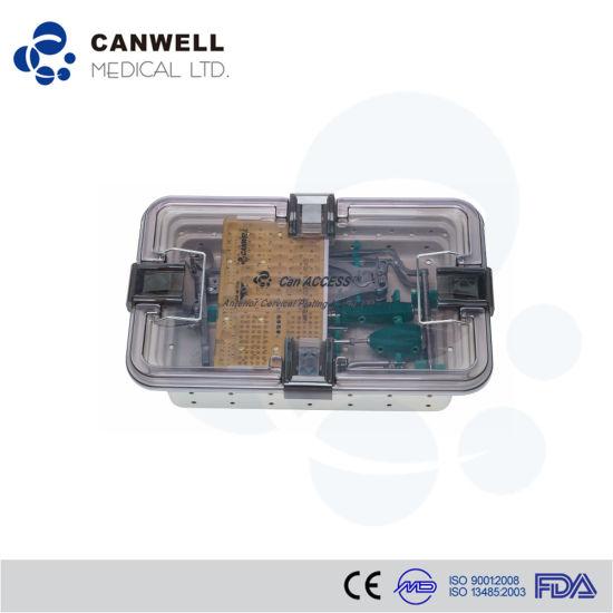Anterior Cervical Instrument, Spine Medical Device, Surgical Instrument Spinal Instrument