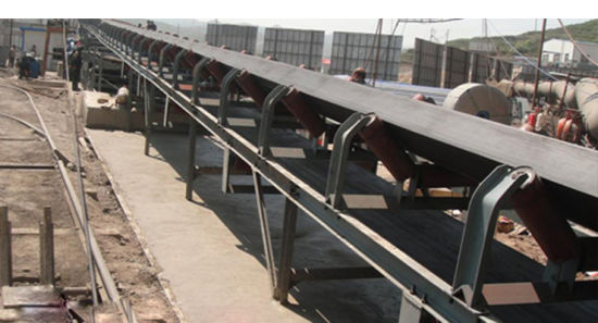 Xx Fixed Rubber Belt Band Conveyor Belt Types Conveyors pictures & photos