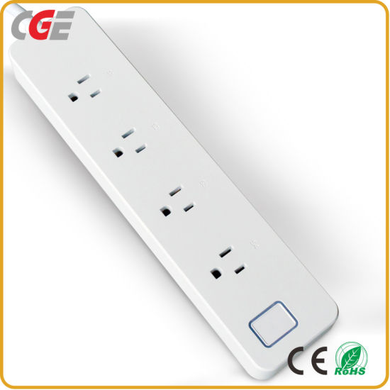 Socket Light Socket All Type of Low Cost Smart WiFi Remote Control Socket with APP LED Light pictures & photos