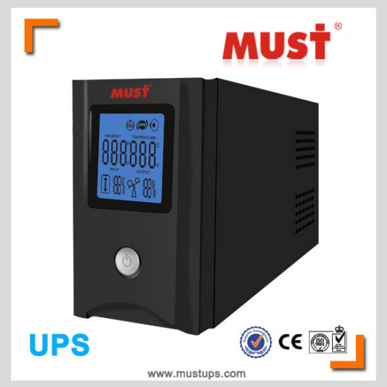 500va AVR CPU Offline UPS 300W