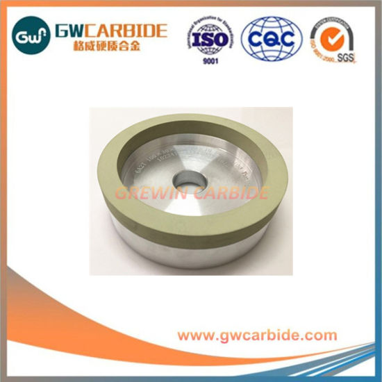 Metal CBN Abrasive Grinding Wheel pictures & photos