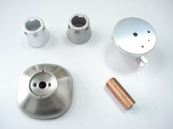 CNC Machining Aluminum Parts with Good Quality pictures & photos