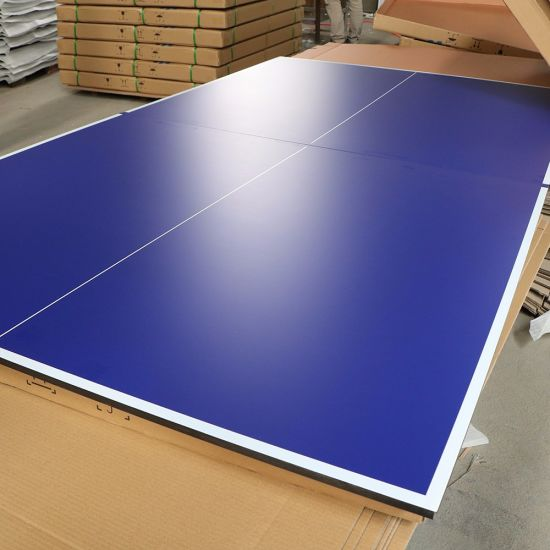 Table Tennis Table Top Panels MDF Board 2740X1525mm