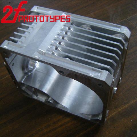 Aluminum Rapid Prototype High Precision Tooling/CNC Milling Machine Parts