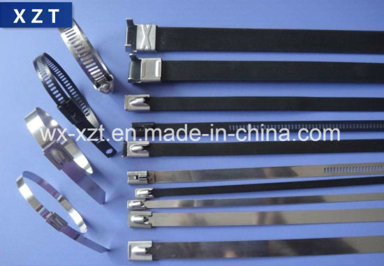 0c5b68e38781 China Ball Locking Stainless Steel Heavy Duty Cable Ties - China ...