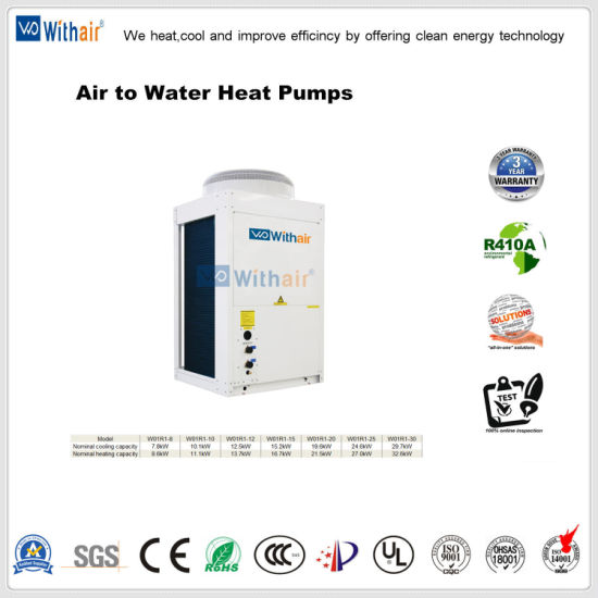 Residential Air to Water Heat Pump