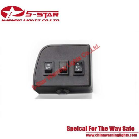 3W Stl Under Visor LED Emergency Warning Lights pictures & photos