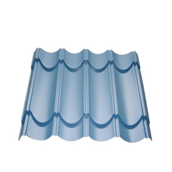 Building Material Prepainted Galvanized Corrugated Steel PPGI Roofing Sheet