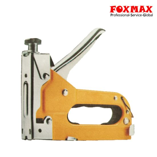 Hand Tools Heavy Duty 3 Way Staple Gun Fmsg-03 pictures & photos