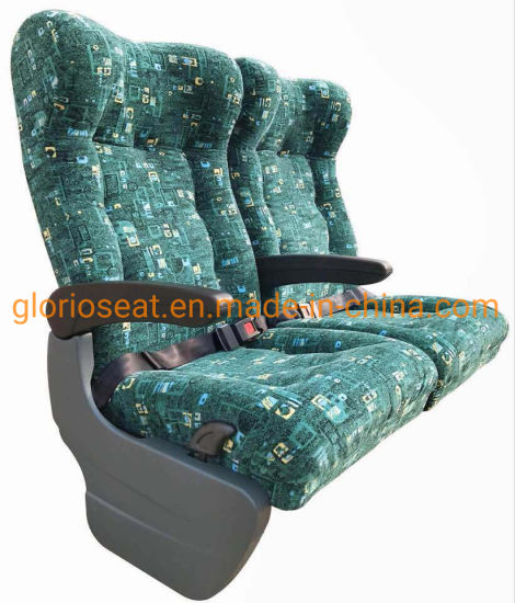 Marco Polo Luxurious Soft Comfortable City Bus Coach Car Auto Passenger Luxury Intercity Bus Safe Three Point High Qality Seat