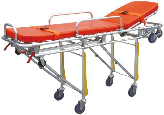 Aluminum Alloy Ambulance Stretcher (SLV-3A)