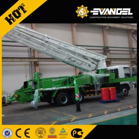 Liugong Hold Trailer Concrete Pump HBT80-13-132S pictures & photos