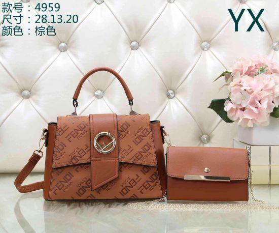 F-Endi Leather Luxury Women's Bag Shoulder Bag