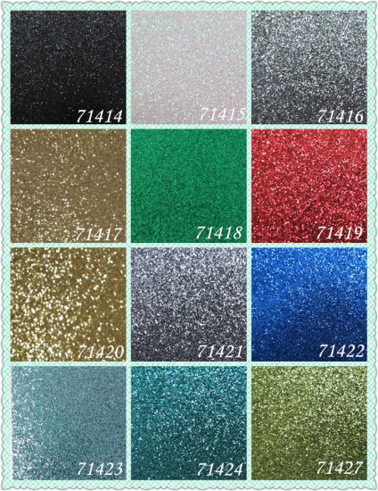 Environment Friendly Glitter Paper for Arts and Crafts /Packing/Kids DIY/Decoration/Party