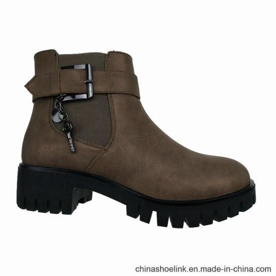 China Fashion Women Winter Cool Ankle Boots - China Fashion Boots ... 61b00421c2