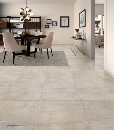China Hot Sale Grey Color Flooring Tile For Wholesale China