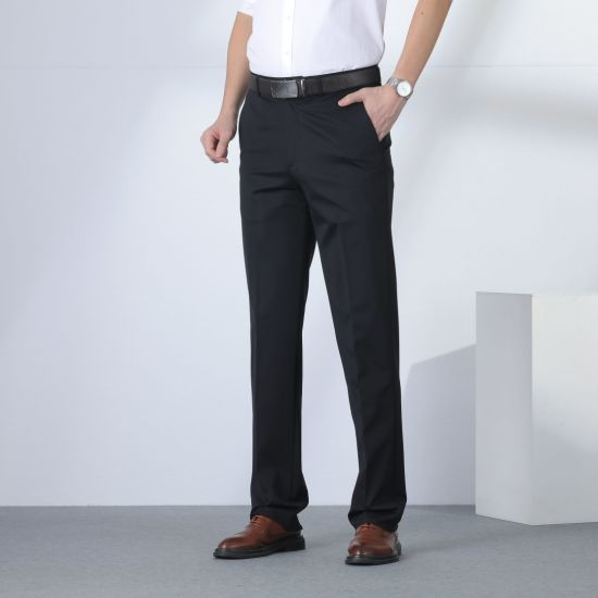 Cheap Customize Personal Brand Fashion Business Formal Men Suit Pants  Trousers - China Pants&Trousers and Trousers&Pants price | Made-in-China.com