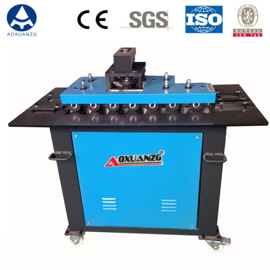 SA-12hb Multi-Function Lock Forming Machine with Good Quality