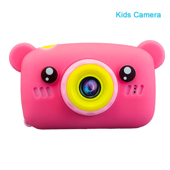China Best Gift 2 0 Inch Cute Animal Kids Camera Video Recording Built In Games Digital Camera For Children S Toy Camera China Kids Camera And Kids Toys Price