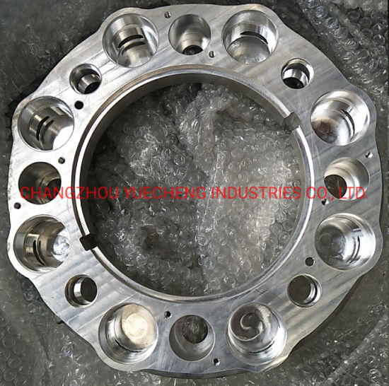 Custom Magnesium Alloy Casting Parts of Rotary Drilling Top Drive