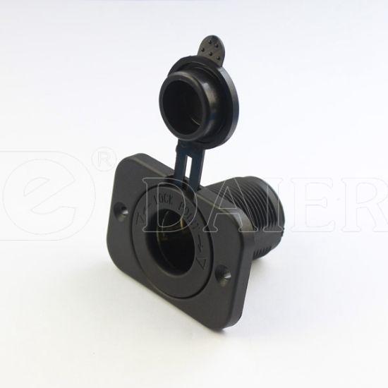 Daier Flush Waterproof Engel Friage Socket 12 VDC Power (DS9211)