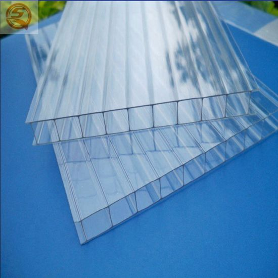 PC Sheet Aluminum Green House for Agriculture/Commercial