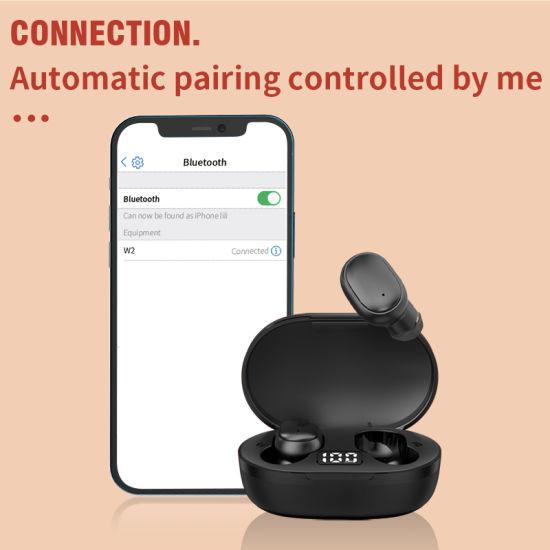 Bluetooth Wireless Gaming Earphone Headphone with Microphone Wireless Neckband Real Bluetooth T5 Wireless Sports Bluetooth Wireless Earphone