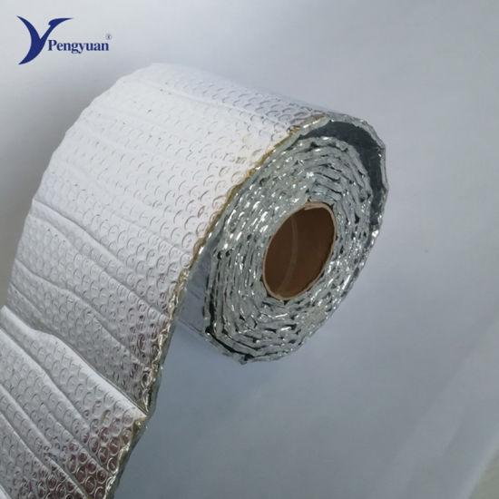 Fire Retardant Aluminum Foil Bubble Roof Insulation Material