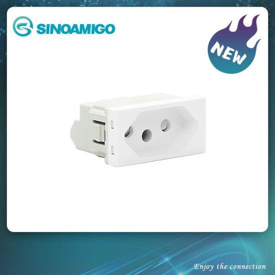 10A/20A Brazil NBR Power Socket