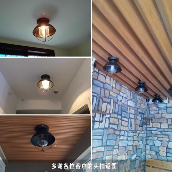 China Contemporary Industrial Ceiling Lighting Fixtures Black Color For Home Lamp Wh La 21 China Ceiling Light Fixture Led Lighting
